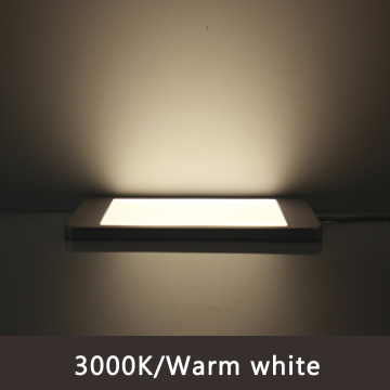 surface ultra thin mini  cabinet panel light