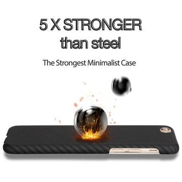 iPhone6 ​​Ultra Silm Aramide Fiber Magnet Case