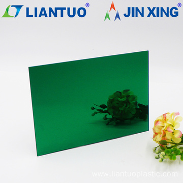 Extruded PMMA Acrylic Mirror Sheets
