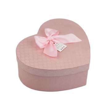 Heart Empty Decoration Flower Gift Box Wedding