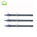 Helical Honde Screw Pile for Foundation Projects