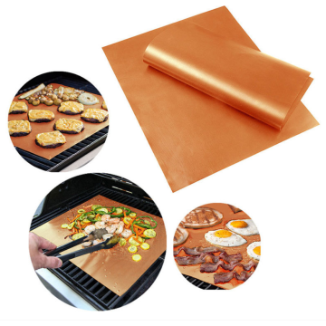 BBQ Baking Mat Non Stick Reusable Grill Mats