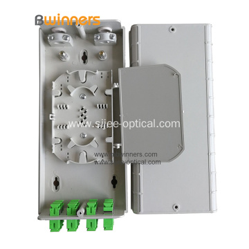 Fdb 12 Fiber Optic Nap Distribution Terminal Block Box