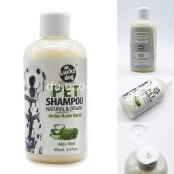 Coat Brightener Desinficering Pet Grooming Shampoo