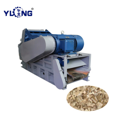 Yulong Wood Logs Chips Máquinas