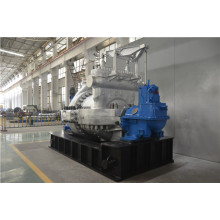 3MW Back pressure steam turbine