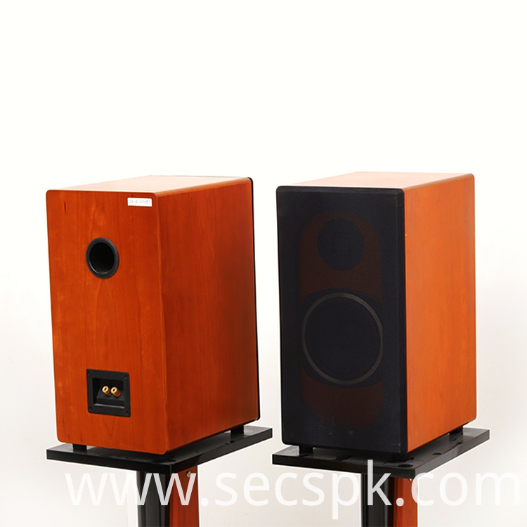 8 Ohm Bookshelf Speaker Box