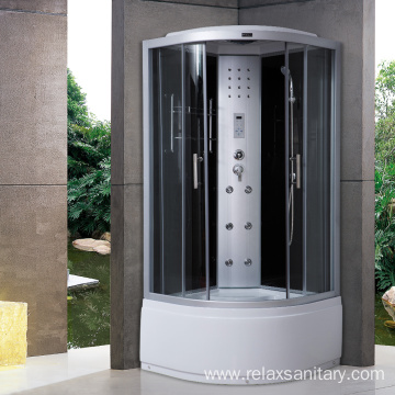 Hot sales steam shower bath cabin in Russia