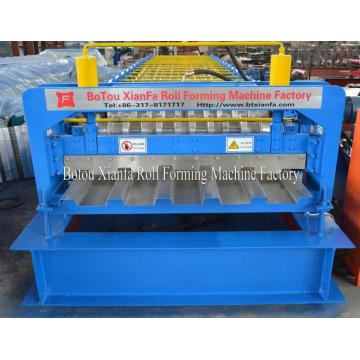 Hydraulic Roll Forming Machine For Container Panels