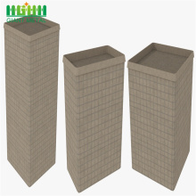 Anping factory hesco anti blast barrier wall