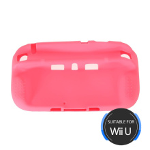 Silicone Jacket for Wii U Gamepad Pink