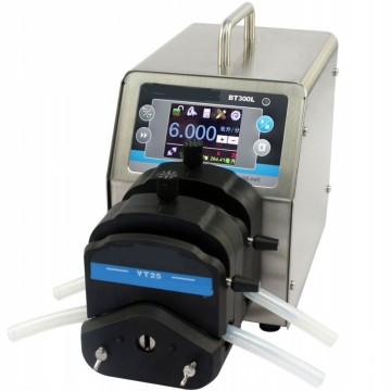 Medical liquid transfer flow control peristaltic pump 1L/min