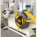 Copper Strip Coil Decoiling And Straightening Machine