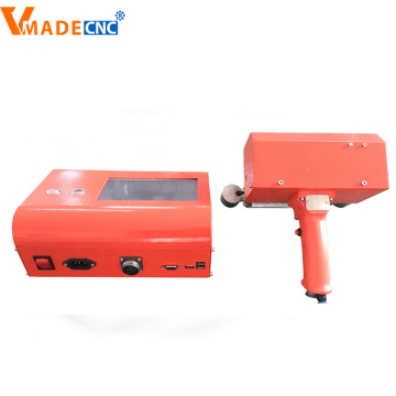 CNC Metal Dots Marking Machine