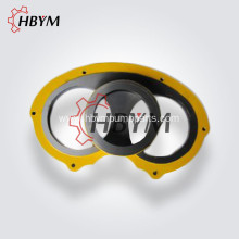 Wear Glasses Plate DN200 For Sany