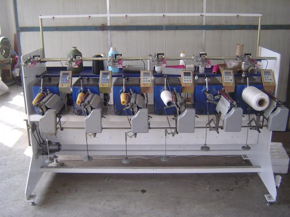 Yarn Rolling Machine