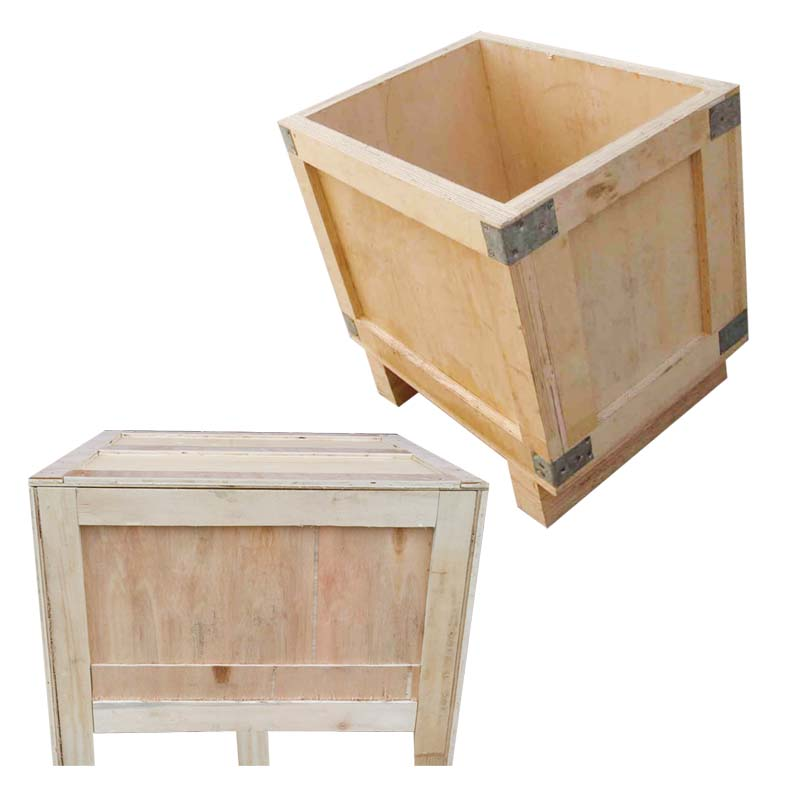 The Role Of Logistics Wooden Box