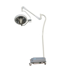 Professional for Mobile Ceiling Ot Light Mobile Halogen Shadowless Operating Lamp supply to Botswana Wholesale