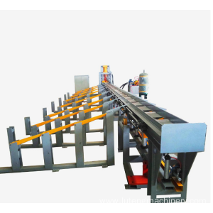 CNC Steel Bar Shear Line