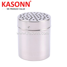 Stainless Steel Salt Pepper Spice Shaker Botol