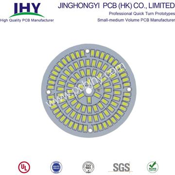 Round Aluminum Base LED PCB Board