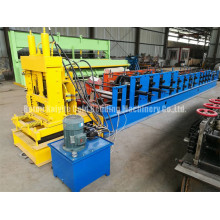 Manufacturing Companies for C Purlin Roll Forming Machine Professional C Shape Purlin Cold Bending Machines export to Lao People's Democratic Republic Factories