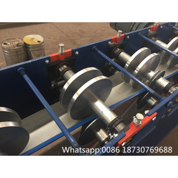 gutter channel roll forming machine