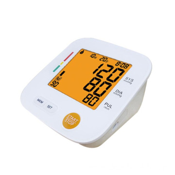 Spygmomanometer gun uèir le stand Digital bp Monitor