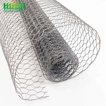 Farms Galvanized Iron Mesh Hexagonal Chicken Net Fence