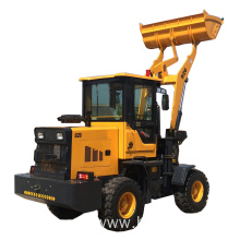 China for Wheel Loader For Sale Mini Farm Wheel Loader Price For Sale supply to France Suppliers