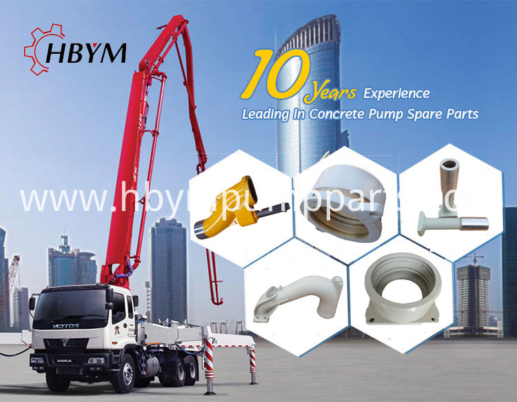 pm concrete pump parts 1