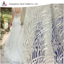 High Quality Heavy Beaded Embroidered Lace