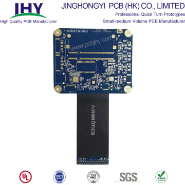 8-layer Through-hole Rigid Flexible PCB