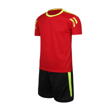 Multi-color soccer jersey for men training set