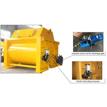 JS 3000 Concrete Mixer Machine