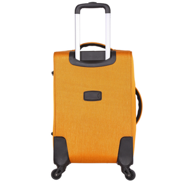 spinner wheels OEM 3 pieces trolley carry-on luggage
