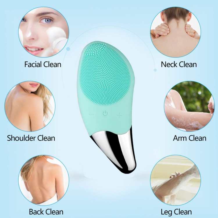 facial silicone brush 4