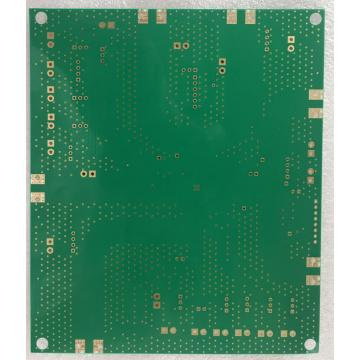 4 layer RO4350B PCB with  10 mil