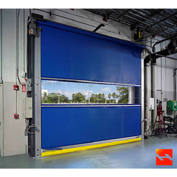 High Speed PVC Door