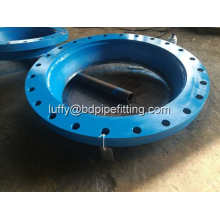 Flanged Concentric Reducer flanged end