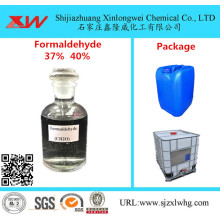 Hot sale reasonable price for Formaldehyde Liquid Industrial Grade Formaldehyde 37 40 supply to Netherlands Importers