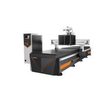 CNC router higher efficient for woodworking