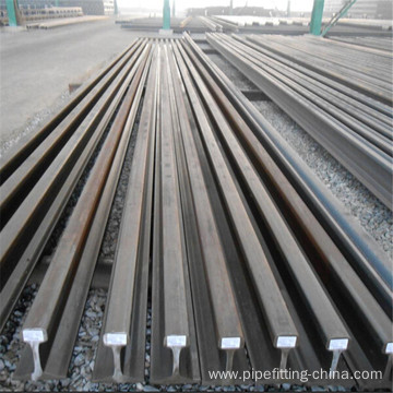 Steel Rail P24 Railway Rails 20ft Length