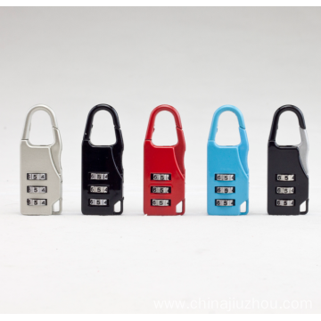 Fast Delivery for Zinc Alloy Padlock Cheap Combination Lock With 3 Digit supply to Kuwait Suppliers