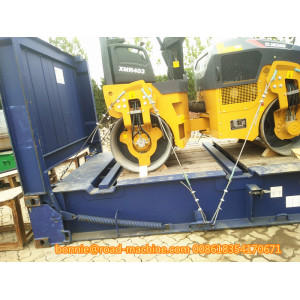 XCMG XMR403 mini Road Roller for sale
