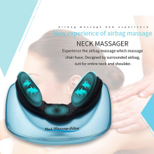 battery neck massage vibrator device
