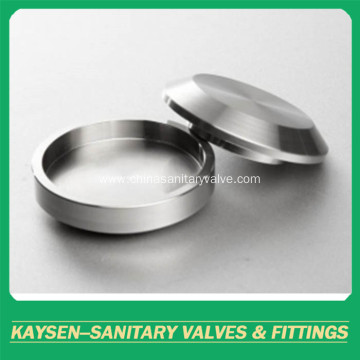 SMS Stainless steel Sanitary male end cap