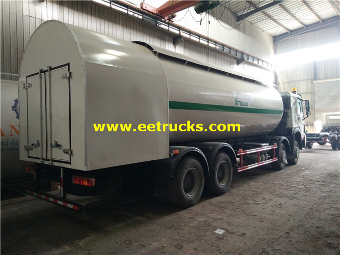LPG Gas Dispenser Trucks
