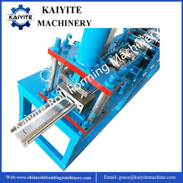 Roll Up Coiling Door Roll Forming Machine