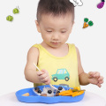 One piece Silicone baby placemat